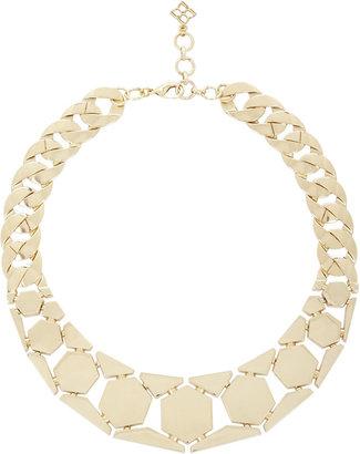 BCBGMAXAZRIA Modern Snake-Chain Necklace