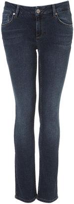 Topshop MOTO Dark Vintage Martha Jeans