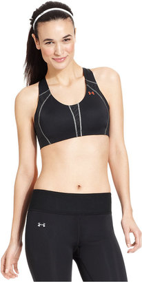 Under Armour Top, Seamless D-Cup Sports Bra