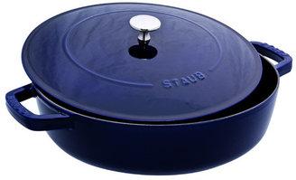 Staub Cast Iron Round Braiser with Lid