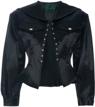 Jean Paul Gaultier Vintage fitted jacket