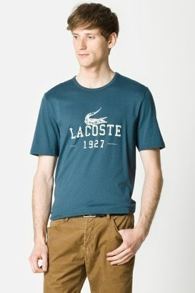 Lacoste Big Short Sleeve Croc Graphic T-shirt