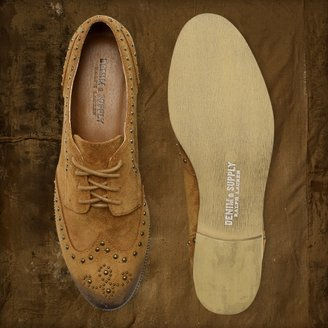 Denim & Supply Ralph Lauren Hildie Studded Suede Oxford