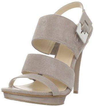 Calvin Klein Women's Adella Mini Square Platform Sandal