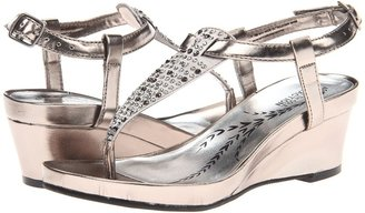 Kenneth Cole Reaction Pin Swirl (Youth) (Pewter) - Footwear