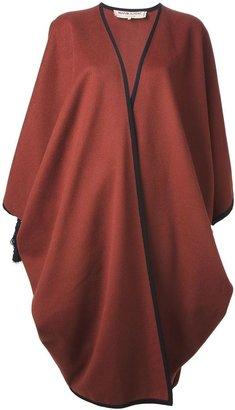 Yves Saint Laurent Vintage oversized cape coat