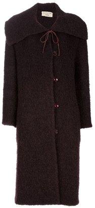 Gianfranco Ferre Per Baila Vintage Bouclé coat
