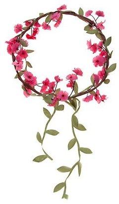 New Look Flowers & Leaves Headband
