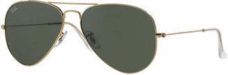 Ray-Ban AVIATOR Sunglasses, RB3025 58 $150 thestylecure.com