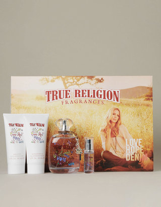 True Religion Love Hope Denim Gift Set