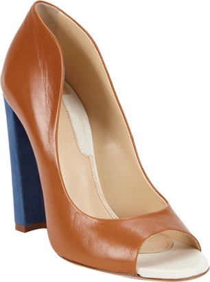 PeepToe Chelsea Paris Maddy Pump