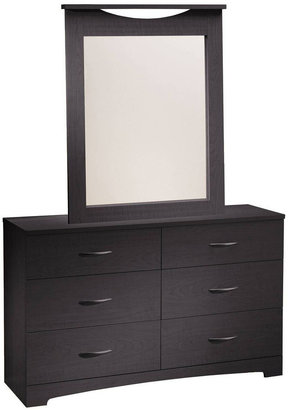 JCPenney South Shore Reese 6-Drawer Dresser or Mirror