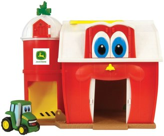 John Deere Tractor and Friends Buddy Barn Playset