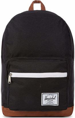 Herschel Mens Black Pop Quiz Backpack