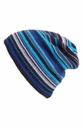Paul Smith Multi Stripe Knit Cap