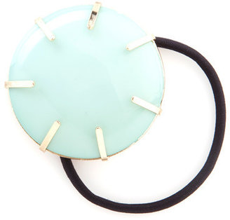 ban.do Rock Solid Hair Tie Mint