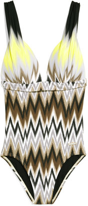 Vince Camuto Beverly Zig Zag Maillot