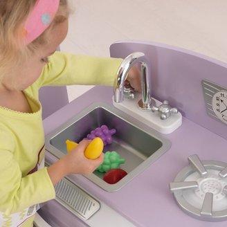 Kid Kraft Retro Kitchen & Refrigerator Play Set