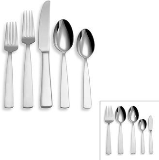 Reed & Barton Elan 45-Piece Stainless Steel Flatware Set