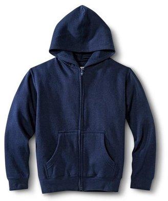 French Toast® Boys' Hooded Zip-Up Sweatshirt