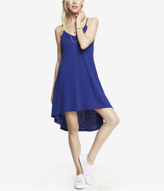 Express Lace Trimmed Trapeze Cover-Up