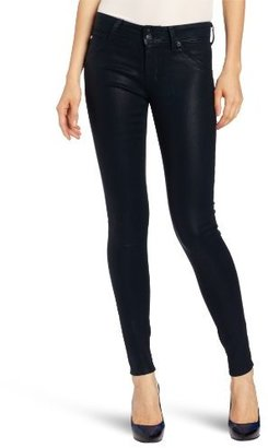 Hudson Women's Collin Midrise Skinny Jean Coated Colors