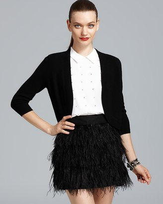 Bloomingdale's C by Cashmere Bolero