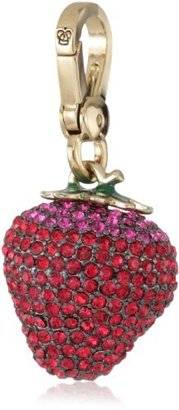 Juicy Couture Strawberry Charm $68 thestylecure.com