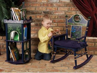Levels of Discovery Time to Read Revolving Bookcase - Boy