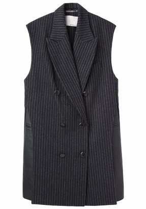 3.1 Phillip Lim oversized layered vest