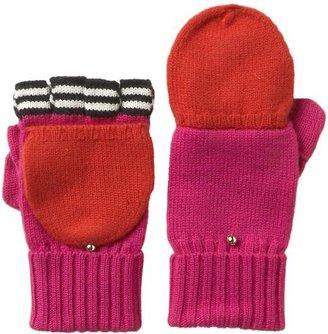 Kate Spade Big Apple Fingerless Glove