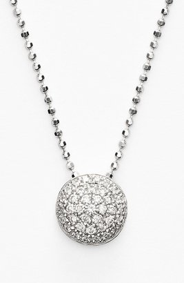 Women's Bony Levy 'Eclipse' Pave Diamond Pendant Necklace (Nordstrom Exclusive) $995 thestylecure.com