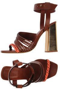 Les Petites High-heeled sandals