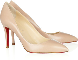 Christian Louboutin Pigalle 85 leather pumps