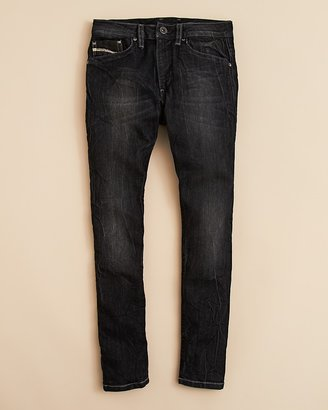 Diesel Boys' Braddom Regular Fit Jeans - Sizes 8-16