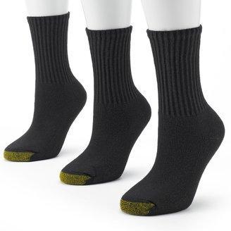 Gold Toe GOLDTOE 3-pk. Ultra Tec Crew Socks