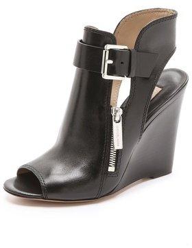 Michael Kors Ryder Wedge Sandals