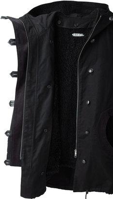 Tsumori Chisato ama mole coat