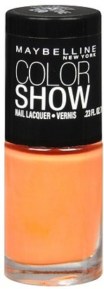 Maybelline Nail Lacquer Sweet Clementine