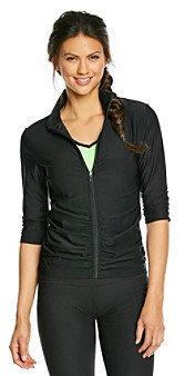 Calvin Klein Ruched Jacket