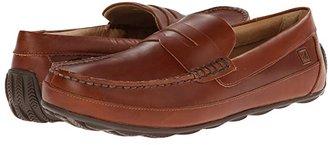 Sperry Hampden Penny (Tan) Men's Slip on Shoes