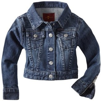 7 For All Mankind Girls 7-16 Nolita Denim Jacket