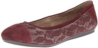 Easy Spirit Women's Gessica Flat $79 thestylecure.com