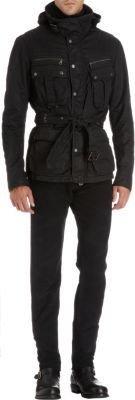 Ralph Lauren Black Label Denim Harbor Jacket