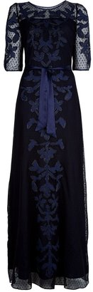ALICE by Temperley 'Florida' long dress