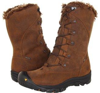 Keen Bailey High Boot (Slate Black/Dark Earth) - Footwear