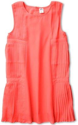 Appaman Kids - Vintage Inspired Magali Dress (Toddler/Little Kids/Big Kids) (Coral) - Apparel