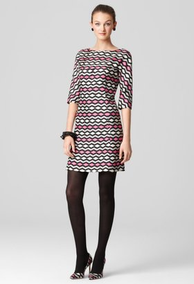 Milly Pascale Sleeve Dress