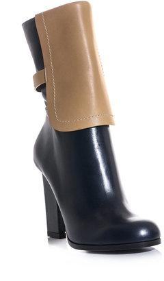 Jil Sander Fold-over front boots