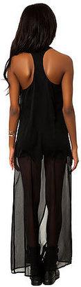 RVCA The Glenn Dress in Black